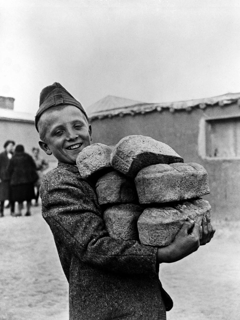 UNICEF na świecie - Polska, 1946