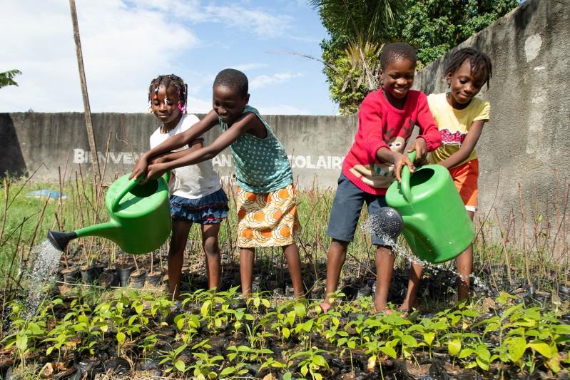 UNICEF Polska - Dajmy dzieciom głos w walce o środowisko