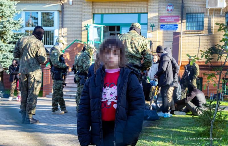 Dzieci na granicy