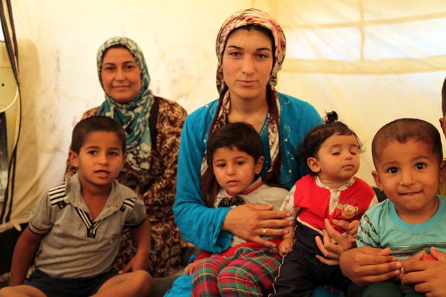 Los dzieci z Syrii