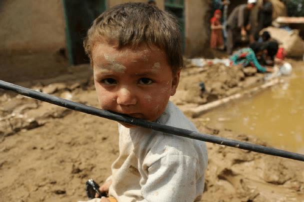 UNICEF pomoc Afganistan