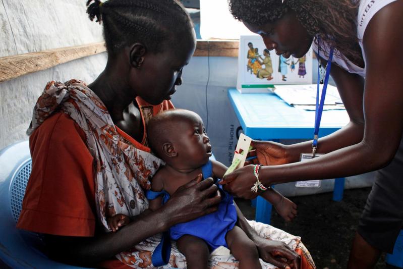 W Sudanie Południowym trwa największy obecnie kryzys żywnościowy na świecie.