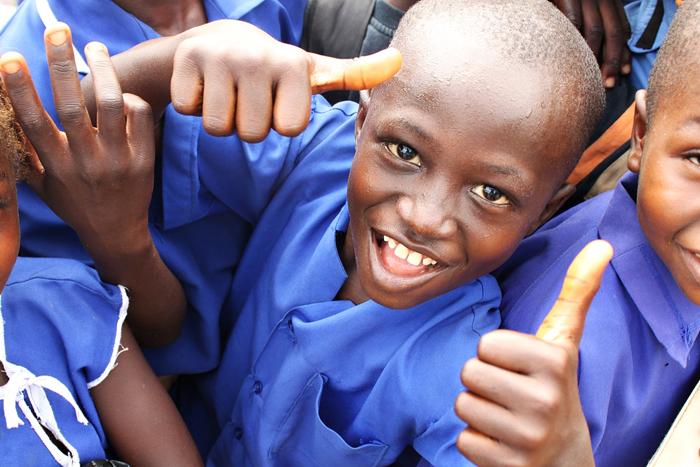 Szczepionki ratują życie dzieci w Sierra Leone