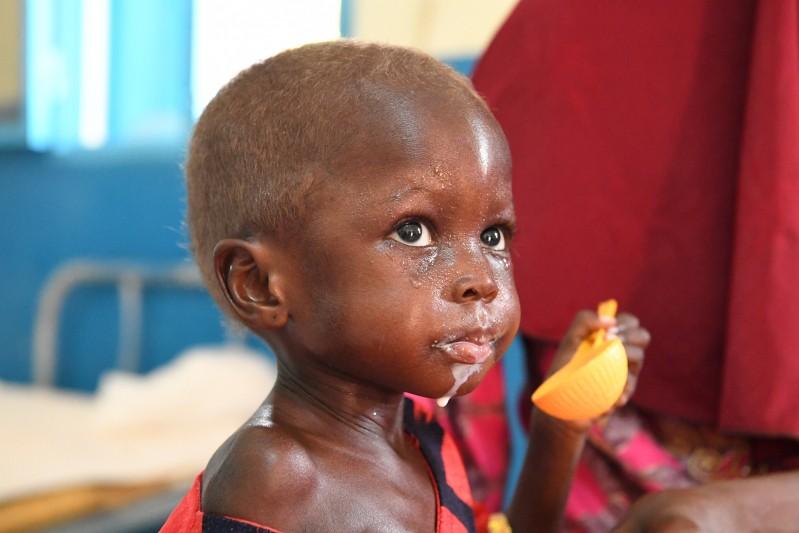 UNICEF Polska - Pomoc dla Nigru - Malika