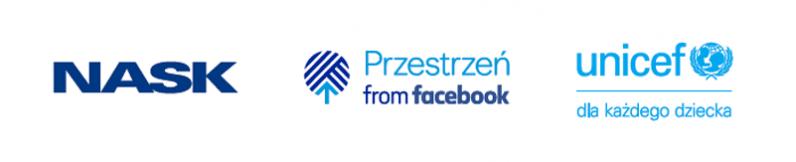 Przystań w sieci - logotypy partnerów akcji