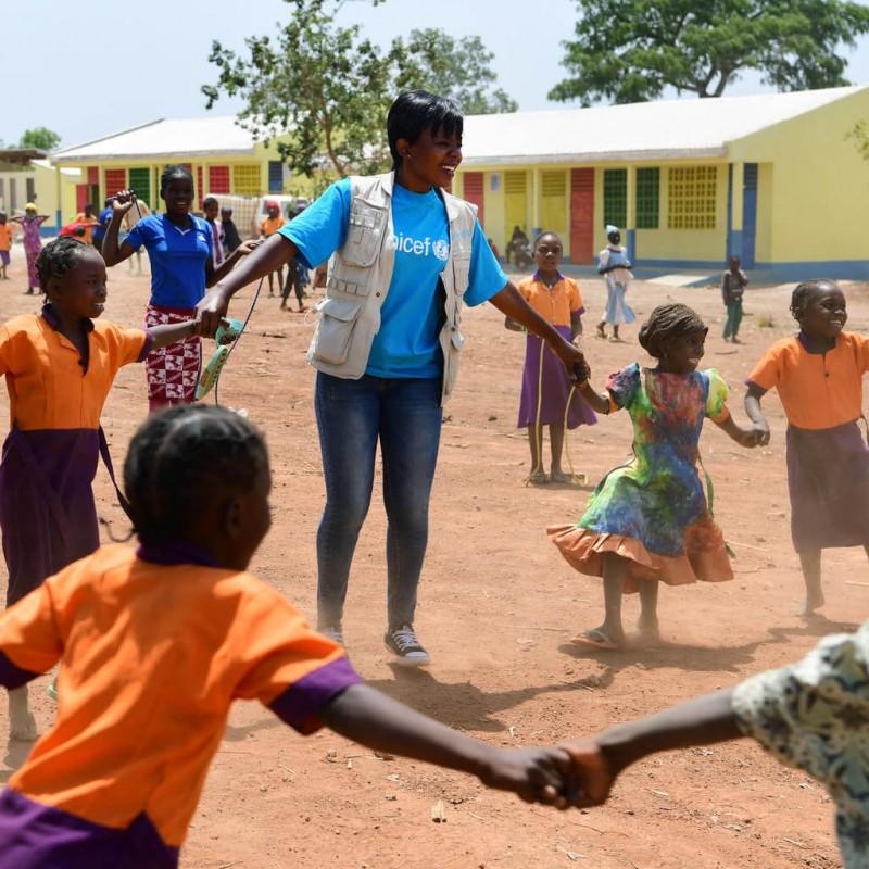 Jak UNICEF pomaga dzieciom w zakresie zdrowia psychicznego?