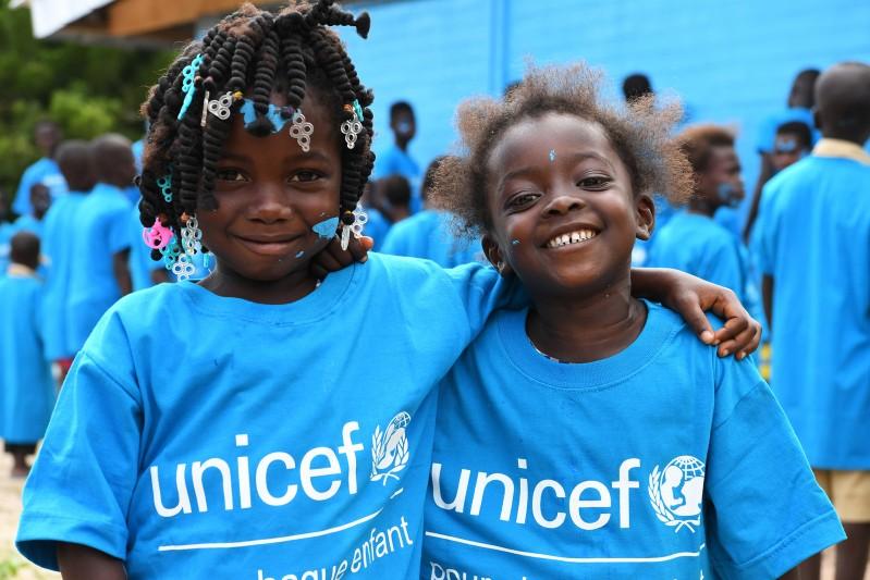 UNICEF Polska - Łącząc siły, osiągniemy więcej!