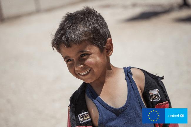Kampania Głos Dzieci - historia Ahmada