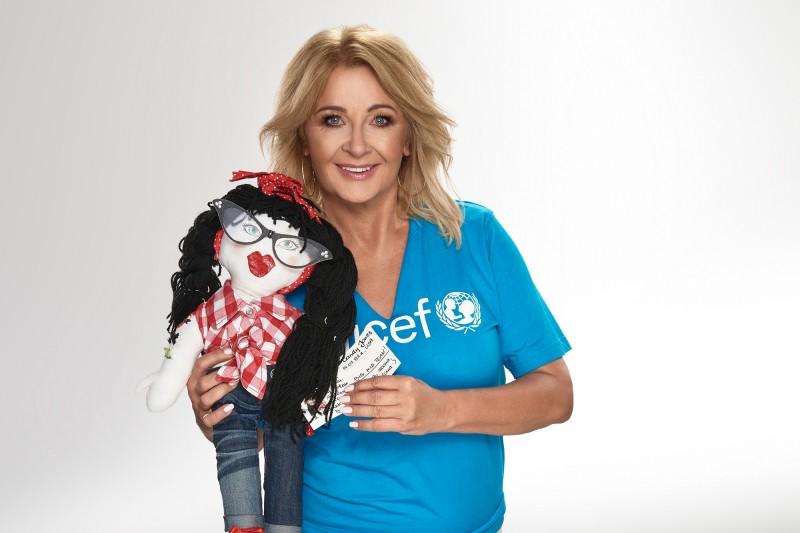 Majka Jeżowska - Ambasador Dobrej Woli UNICEF