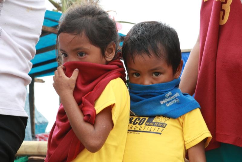tajfun Haiyan na Filipinach ofiary