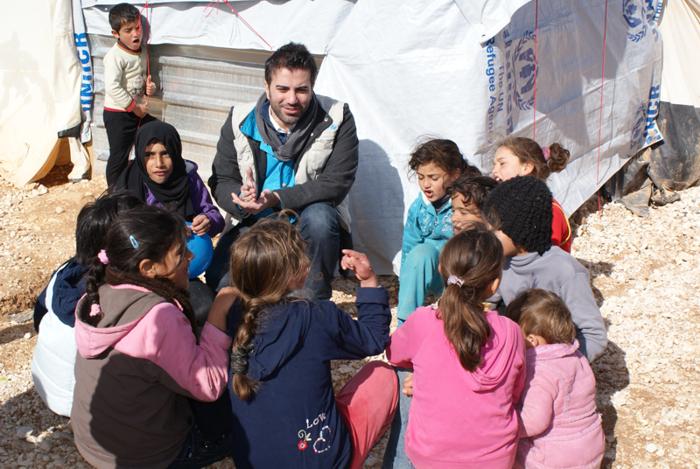 Dramat dzieci samotnie uciekających z Syrii