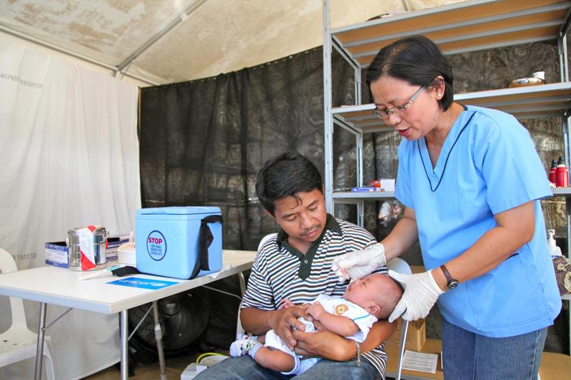 Program szczepień Filipiny