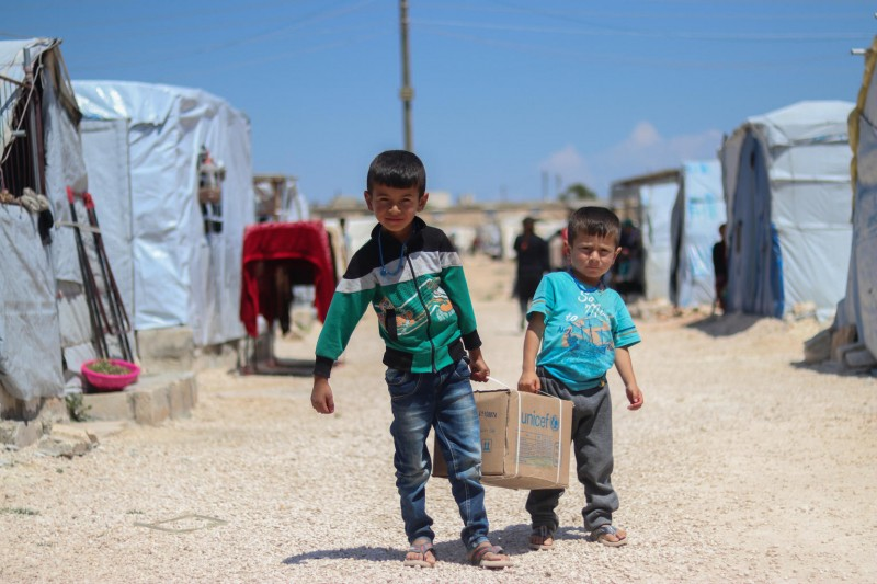 UNICEF Polska 190 mln dzieci dotkniętych kryzysami humanitarnymi i skutkami pandemii COVID-19