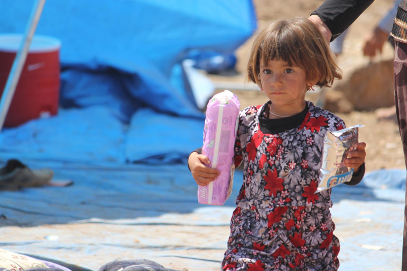 Konflikt w Syrii zniszczył życie milionów dzieci