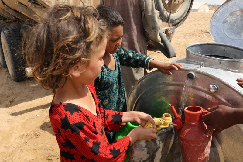 Pomoc UNICEF dla ofiar lawiny błotnej w Afganistanie 3