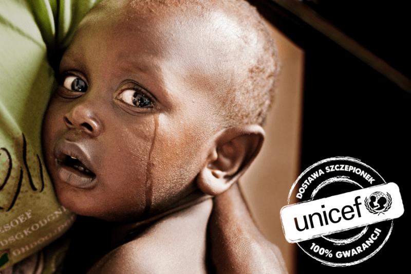 UNICEF Moje marzenie - szczepienie Sierra Leone