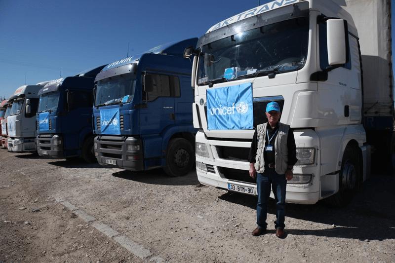 UNICEF pomaga syryjskim uchodźcom
