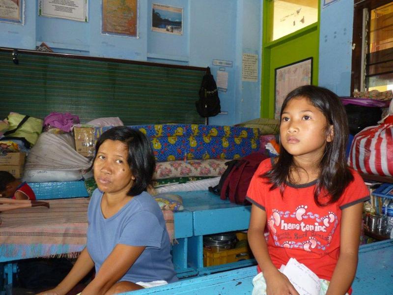 Pamiętnik z Filipin Uśmiech mimo tragedii