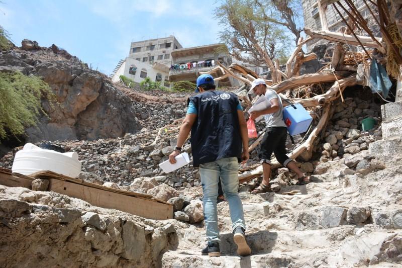 Atak w Jemenie
