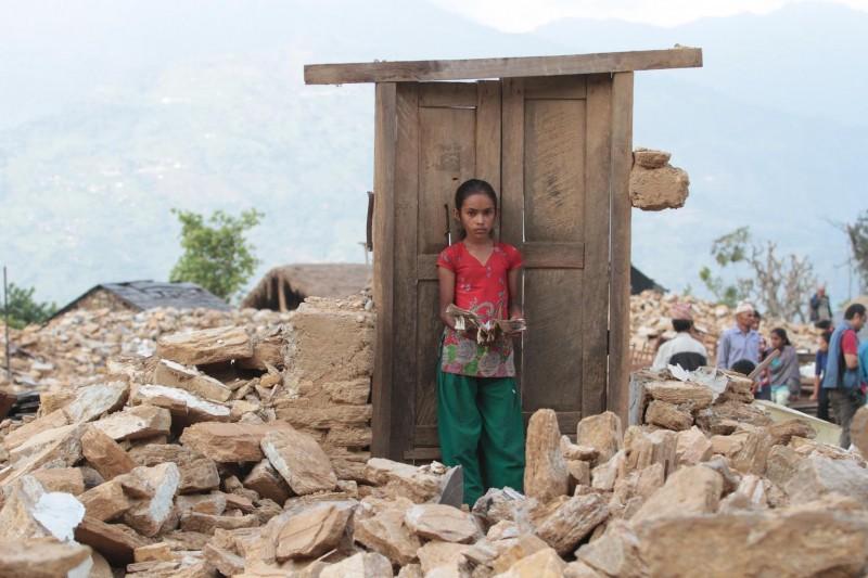 13 letnia Pabitrya, Nepal