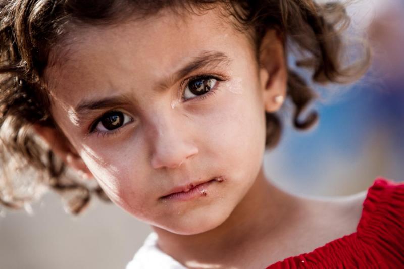 Niesiemy pomoc Syryjskim dzieciom