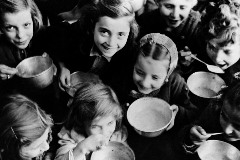 UNICEF na świecie - Grecja, 1946
