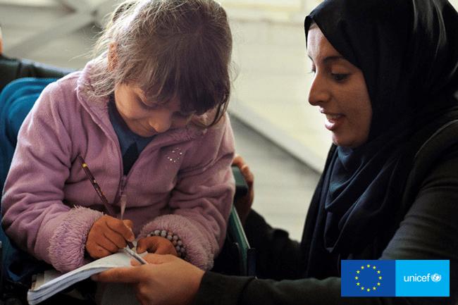 """Kampania """"Głos Dzieci"""" pomaga ofiarom wojny"""