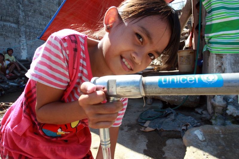 Atak tajfunu - wspomnienia 9-letniej Cherlyn