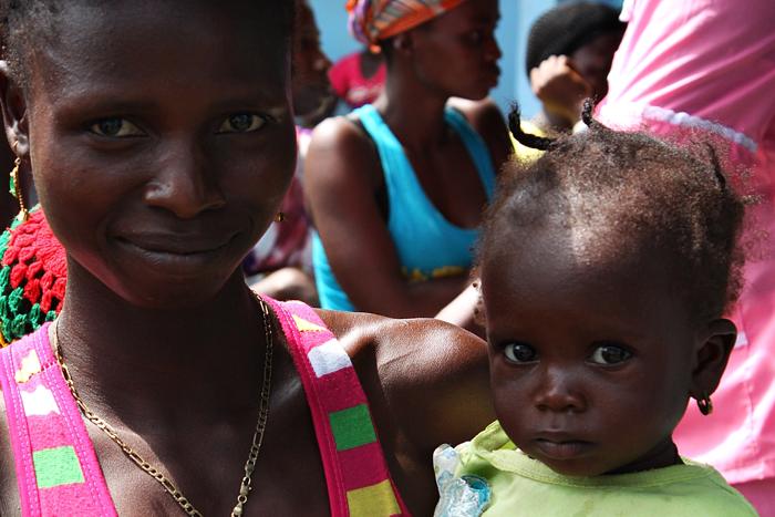 Szczepionki ufundowane przez Polaków ratują życie dzieci w Sierra Leone