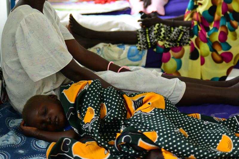 Sudan Południowy kryzys żywnościowy