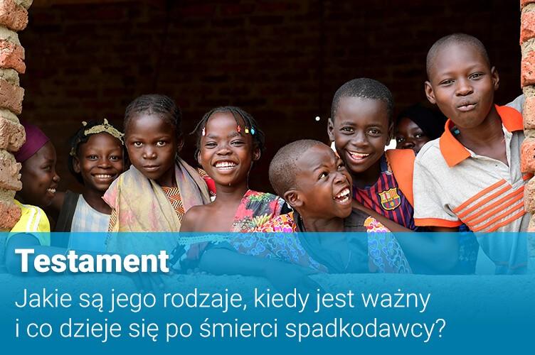 UNICEF Polska / Testament – jakie są jego rodzaje, kiedy jest ważny i co dzieje się po śmierci spadkodawcy?