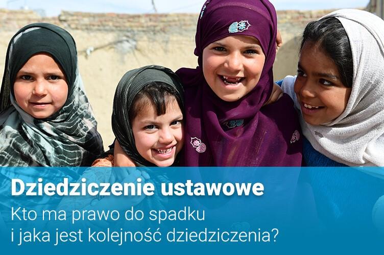 UNICEF Polska / Dziedziczenie ustawowe – kto ma prawo do spadku i jaka jest kolejność dziedziczenia?