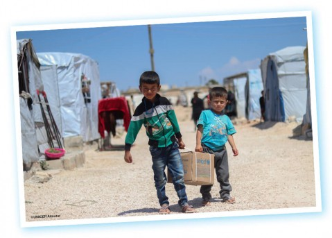 UNICEF Polska - Podróże z UNILUDKIEM - Syria