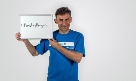 Robert Korzeniowski, Ambasador Dobrej Woli UNICEF