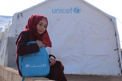 Pomoc dla dzieci w Syrii