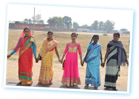 UNICEF Polska - Podróże z UNILUDKIEM - Indie