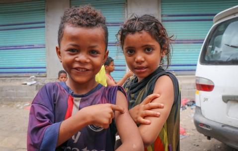 UNICEF Polska - Faceci też ratują dzieci, Polpharma