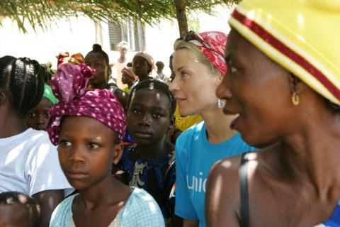 Małgorzata Foremniak, Ambasador Dobrej Woli UNICEF, Sierra Leone
