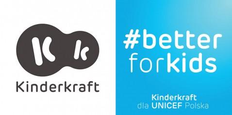 Kinderkraft dla UNICEF Polska