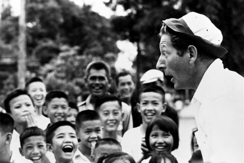 Danny Kaye, pierwszy Ambasador Dobrej Woli UNICEF