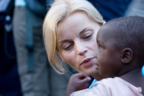 Małgorzata Foremniak, Ambasador Dobrej Woli UNICEF, DRK