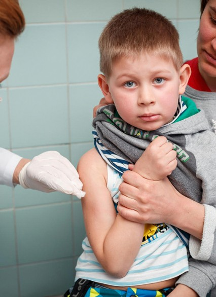 Do Polski mogą wrócić groźne choroby zakaźne! UNICEF Polska apeluje do Ministra Zdrowia