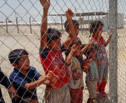 40 000 dzieci w Iraku potrzebuje pilnej pomocy