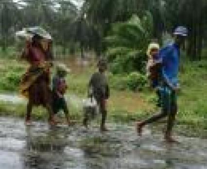 Najpotężniejsze od 50 lat cyklony nawiedziły wiosną Madagaskar.