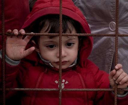 UNICEF apeluje o ochronę dla dzieci uchodźców i migrantów w Grecji