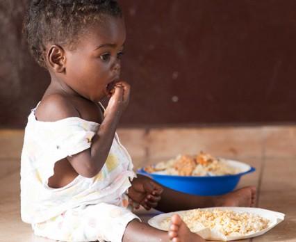 UNICEF Polska - głód