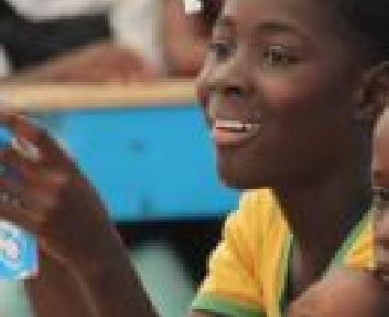 Dziennik z Haiti II - Szkoła