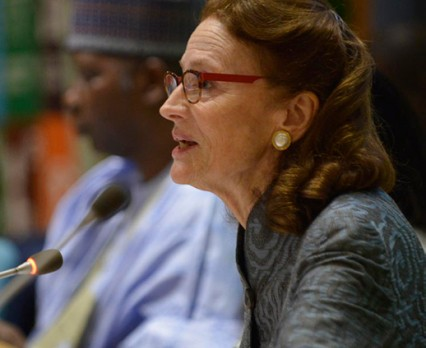 Henrietta Fore, Dyrektor Generalnej UNICEF
