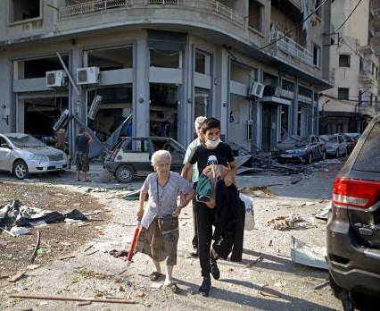 Rok po wybuchu w Bejrucie, dzieci nadal potrzebują pomocy