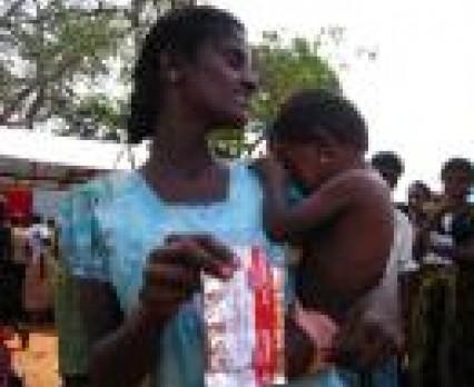 Ponad milion złotych dla niedożywionych dzieci na Sri Lance!